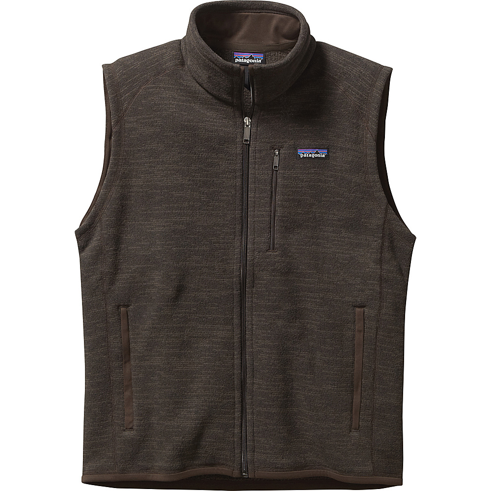 Patagonia Mens Better Sweater Vest 2XL - Dark Walnut - Patagonia Mens Apparel - Apparel & Footwear, Men's Apparel