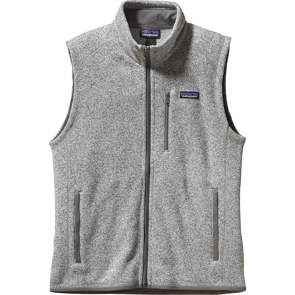 Patagonia Mens Better Sweater Vest L - Stonewash - Patagonia Mens Apparel - Apparel & Footwear, Men's Apparel