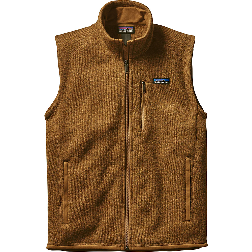Patagonia Mens Better Sweater Vest S - Tapenade - Patagonia Mens Apparel - Apparel & Footwear, Men's Apparel