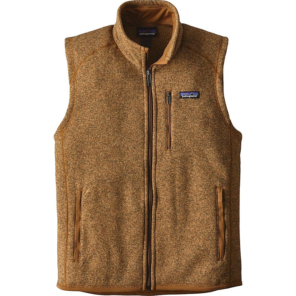 Patagonia Mens Better Sweater Vest XS - Oaks Brown - Patagonia Mens Apparel - Apparel & Footwear, Men's Apparel