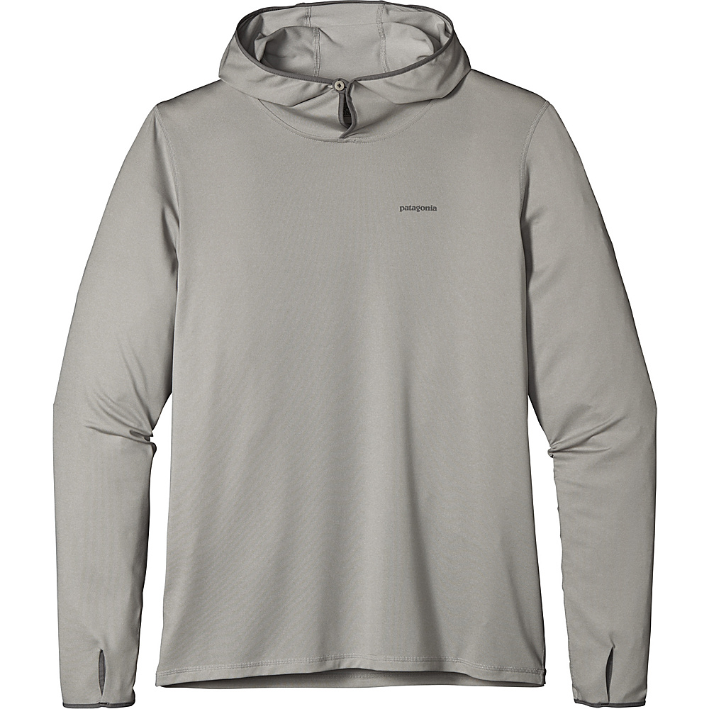 Patagonia Mens Tropic Comfort Hoody II XL - Tailored Grey - Patagonia Mens Apparel - Apparel & Footwear, Men's Apparel