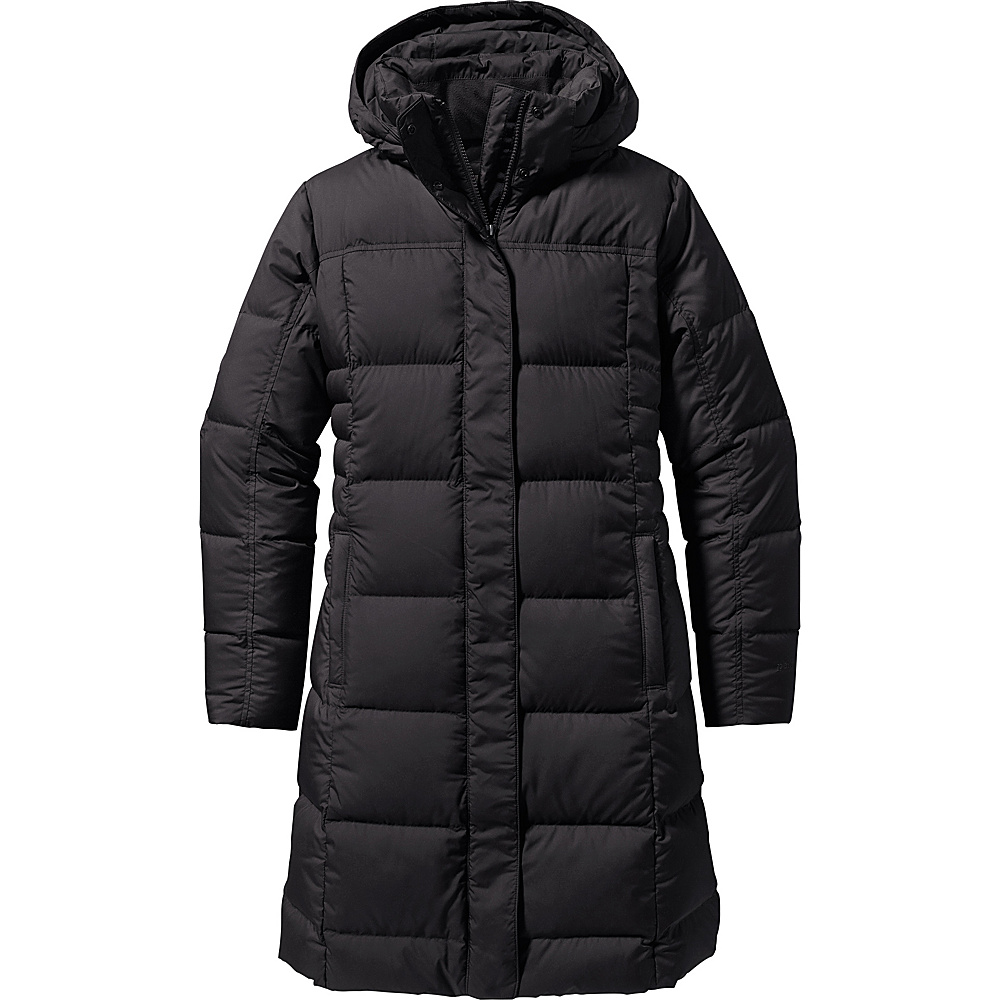 Patagonia Womens Down With It Parka XS - Black - Patagonia Womens Apparel - Apparel & Footwear, Women's Apparel