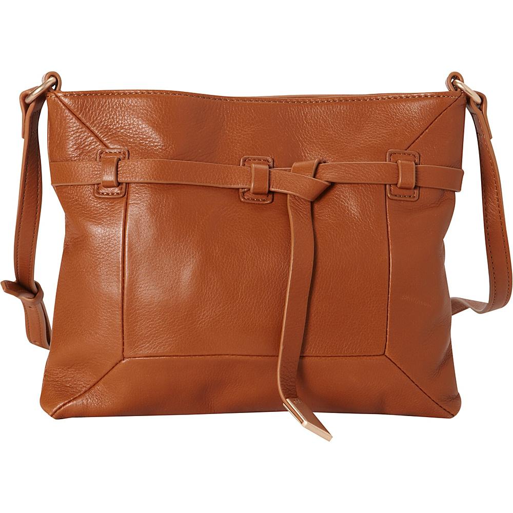 Foley Corinna Lea Crossbody Honey Brown Foley Corinna Designer Handbags