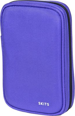 SKITS Clever Sport Poly Cords Case Purple - SKITS Electronic Accessories
