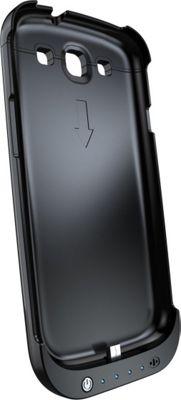 Mota Samsung S3 Extended Battery Case Black - Mota Electronic Cases