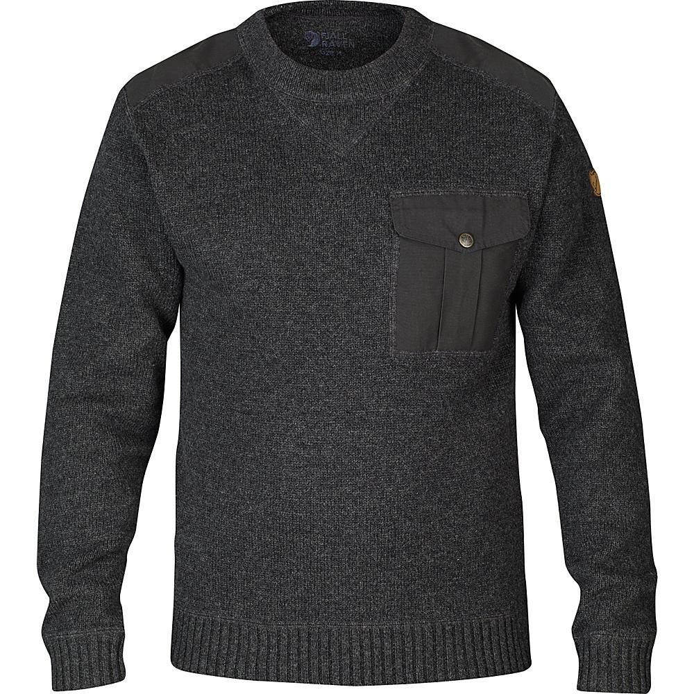 Fjallraven Torp Sweater S - Graphite - Fjallraven Mens Apparel - Apparel & Footwear, Men's Apparel