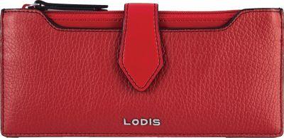 Lodis Kate Sandy Pouch Wallet Red - Lodis Women's Wallets
