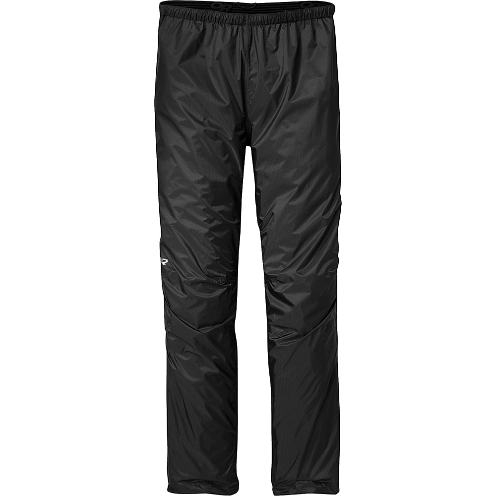 Outdoor Research Helium Pants M - Black - Outdoor Research Mens Apparel - Apparel & Footwear, Men's Apparel