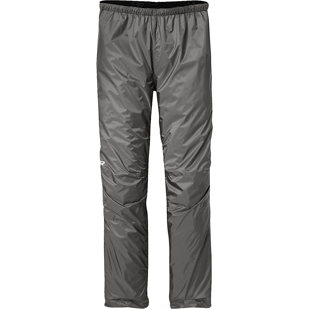 Outdoor Research Helium Pants M - Pewter - Outdoor Research Mens Apparel - Apparel & Footwear, Men's Apparel