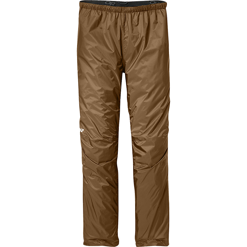Outdoor Research Helium Pants M - Coyote - Outdoor Research Mens Apparel - Apparel & Footwear, Men's Apparel