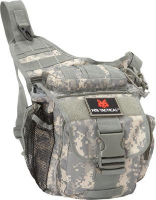 Fox Outdoor Advanced Tactical Hipster Terrain Digital - Fox Outdoor Day Hiking Backpacks