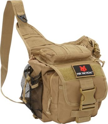 Fox Outdoor Advanced Tactical Hipster Coyote - Fox Outdoor Tactical