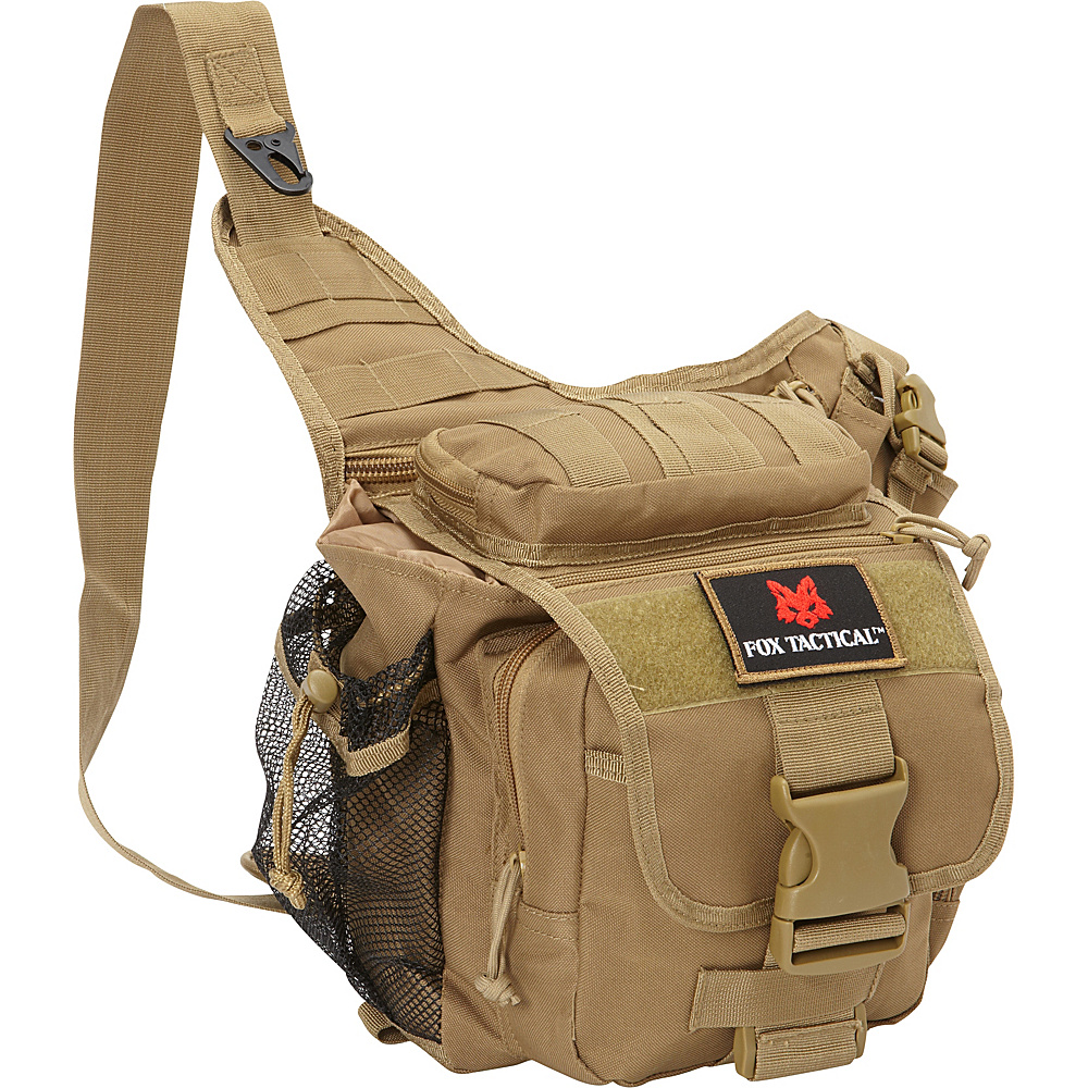 Fox Outdoor Advanced Tactical Hipster Coyote Fox Outdoor Day Hiking Backpacks