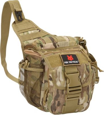 Fox Outdoor Advanced Tactical Hipster Multicam - Fox Outdoor Day Hiking Backpacks
