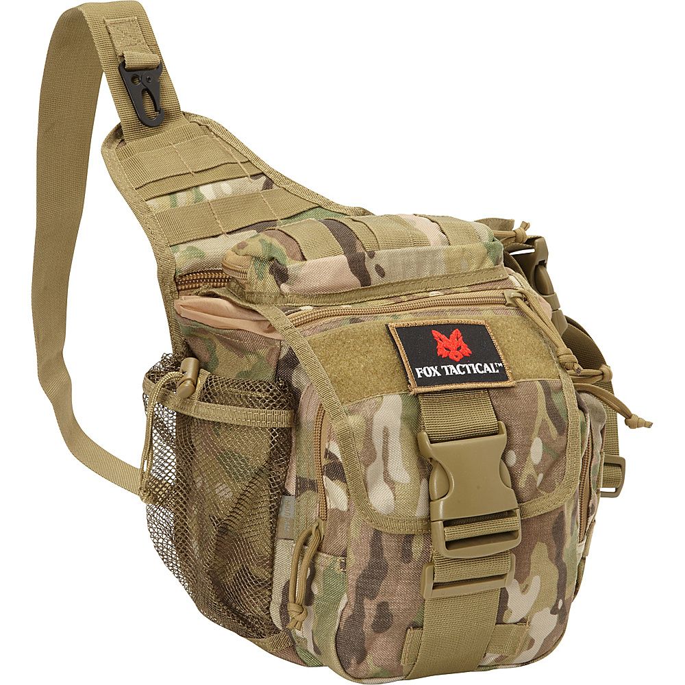 Fox Outdoor Advanced Tactical Hipster Multicam Fox Outdoor Day Hiking Backpacks
