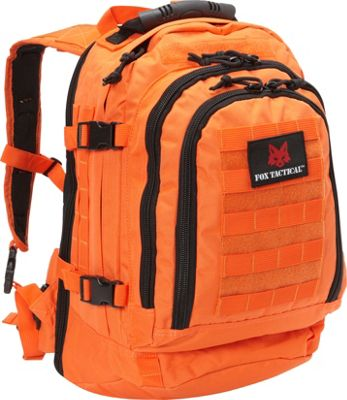 Fox Outdoor Tactical Duty Pack Safety Orange - Fox Outdoor Day Hiking Backpacks