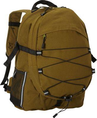 Fox Outdoor Monterey Backpack Olive Drab - Fox Outdoor Everyday Backpacks