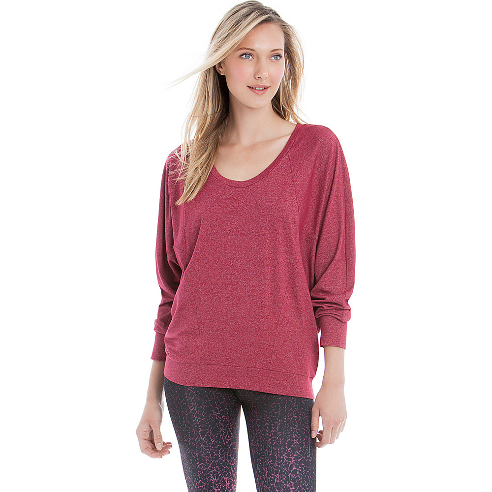Lole Maja Top XS - Rumba Red - Lole Womens Apparel - Apparel & Footwear, Women's Apparel