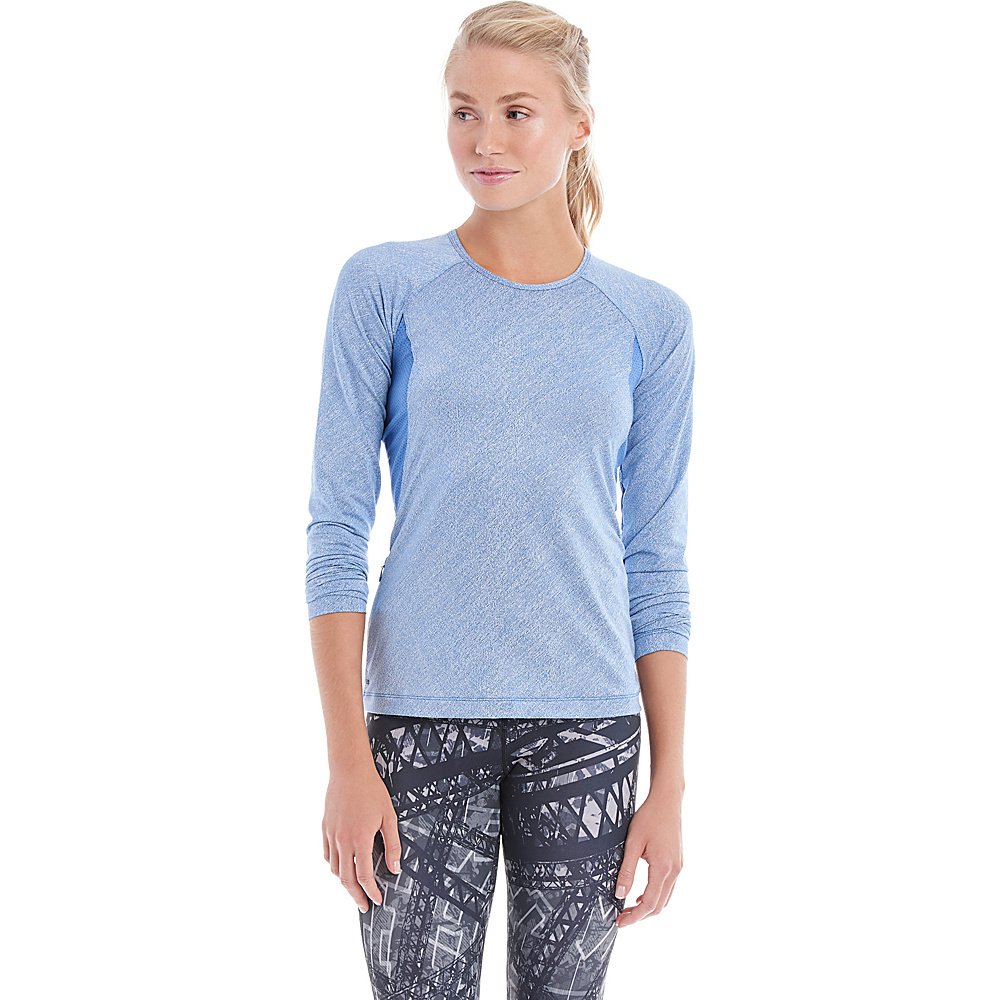 Lole Lynnew Top XS - True Blue - Lole Womens Apparel - Apparel & Footwear, Women's Apparel