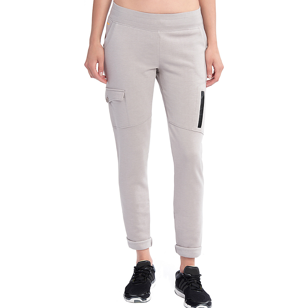 Lole Gary Pants XS - Warm Grey Heather - Lole Womens Apparel - Apparel & Footwear, Women's Apparel