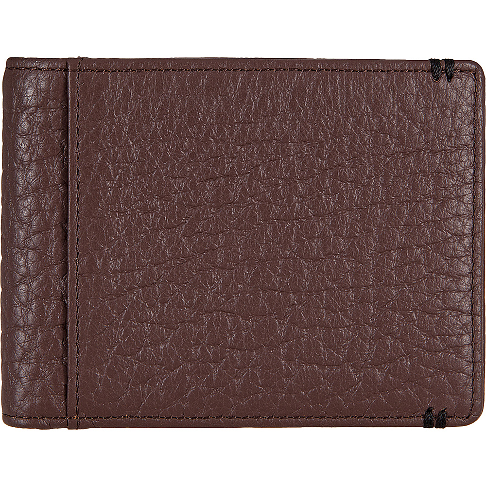 Lodis Borrego Under Lock and Key Small Billfold Dark Brown - Lodis Mens Wallets - Work Bags & Briefcases, Men's Wallets