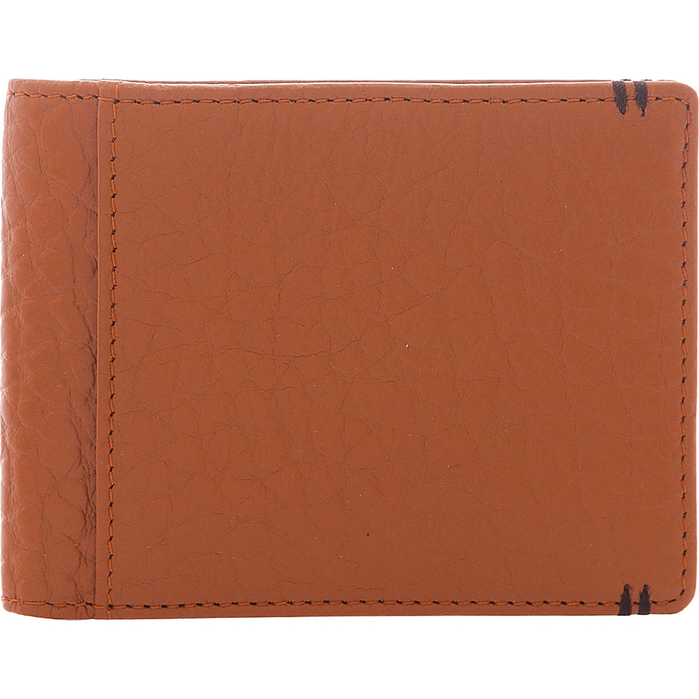 Lodis Borrego Under Lock and Key Small Billfold Toffee - Lodis Mens Wallets - Work Bags & Briefcases, Men's Wallets
