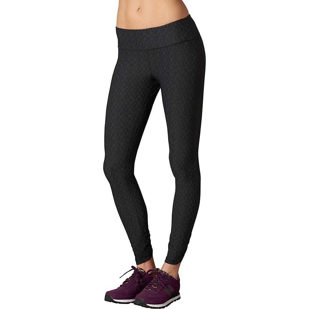 PrAna Misty Legging XL - Black Jacquard - PrAna Womens Apparel - Apparel & Footwear, Women's Apparel