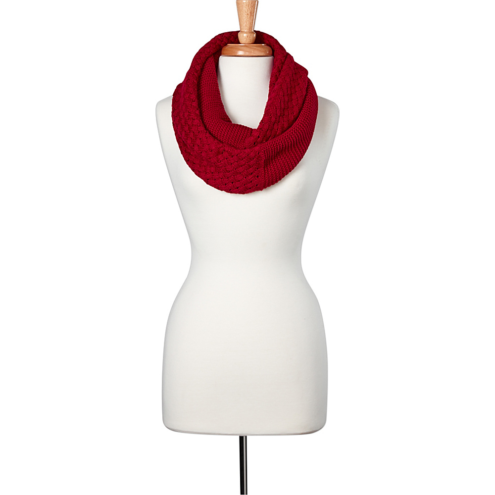 PrAna Viva Scarf Redberry - PrAna Hats/Gloves/Scarves - Fashion Accessories, Hats/Gloves/Scarves