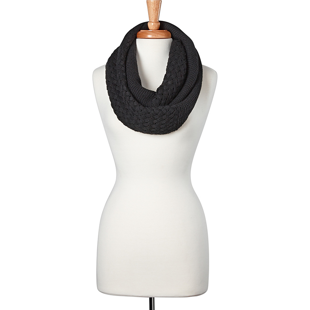 PrAna Viva Scarf Black - PrAna Hats/Gloves/Scarves - Fashion Accessories, Hats/Gloves/Scarves