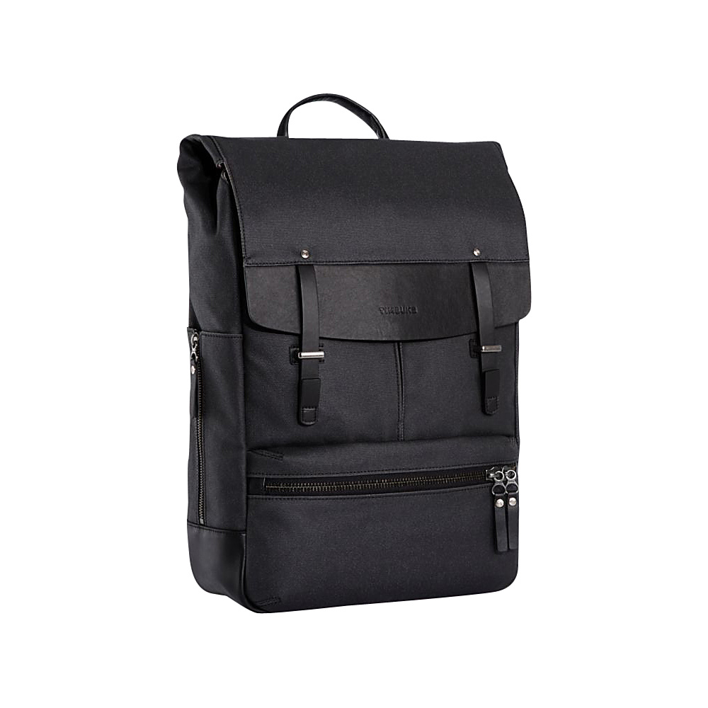 Timbuk2 Walker Laptop Backpack Black Timbuk2 Laptop Backpacks
