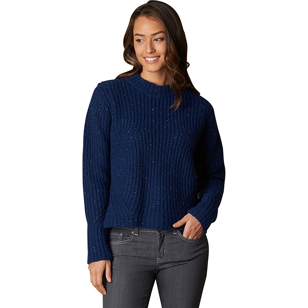 PrAna Cedric Sweater M - Nautical - PrAna Womens Apparel - Apparel & Footwear, Women's Apparel