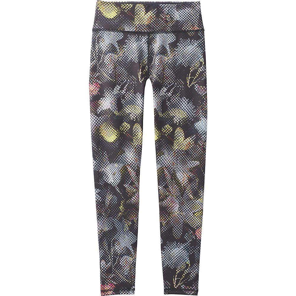 PrAna Roxanne Printed Legging XS - Black Digi Flower - PrAna Womens Apparel - Apparel & Footwear, Women's Apparel