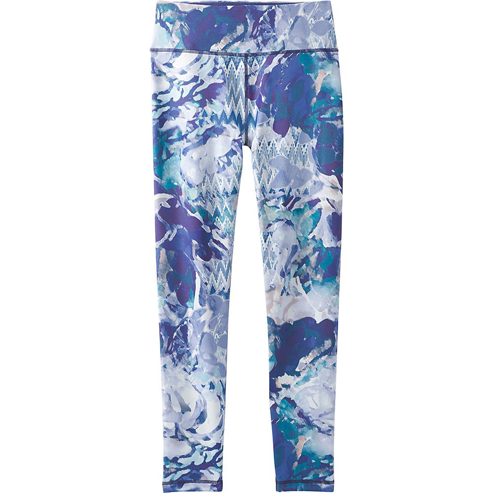 PrAna Roxanne Printed Legging XL - Indigo Garden - PrAna Womens Apparel - Apparel & Footwear, Women's Apparel