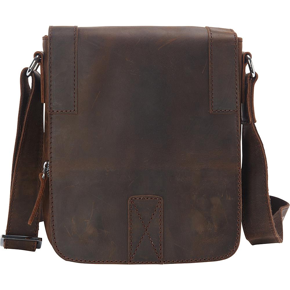 Vagabond Traveler Full Grain Leather Satchel Handbag Distress - Vagabond Traveler Other Mens Bags - Work Bags & Briefcases, Other Men's Bags