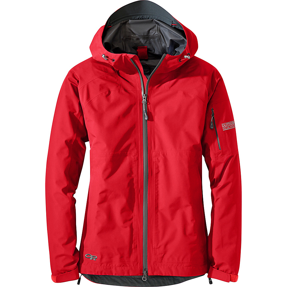 Outdoor Research Womens Aspire Jacket XS - Samba - Outdoor Research Womens Apparel - Apparel & Footwear, Women's Apparel