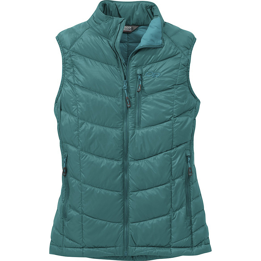 Outdoor Research Womens Sonata Vest M - Atlantis/Sea - Outdoor Research Womens Apparel - Apparel & Footwear, Women's Apparel