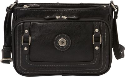Mouflon Original RFID Generation Camera Bag Black/Black - Mouflon Original Manmade Handbags