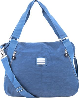 Suvelle Everyday Travel Tote Denim Blue - Suvelle Fabric Handbags
