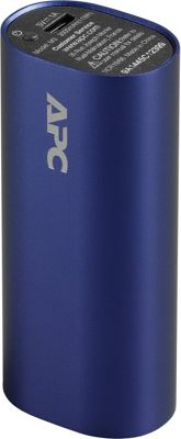 APC 3000mAh Lithium Ion Battery Power Pack Blue - APC Portable Batteries & Chargers
