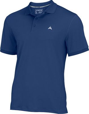 Arctic Cool Mens Instant Cooling Polo S - Midnight Blue - Arctic Cool Men's Apparel
