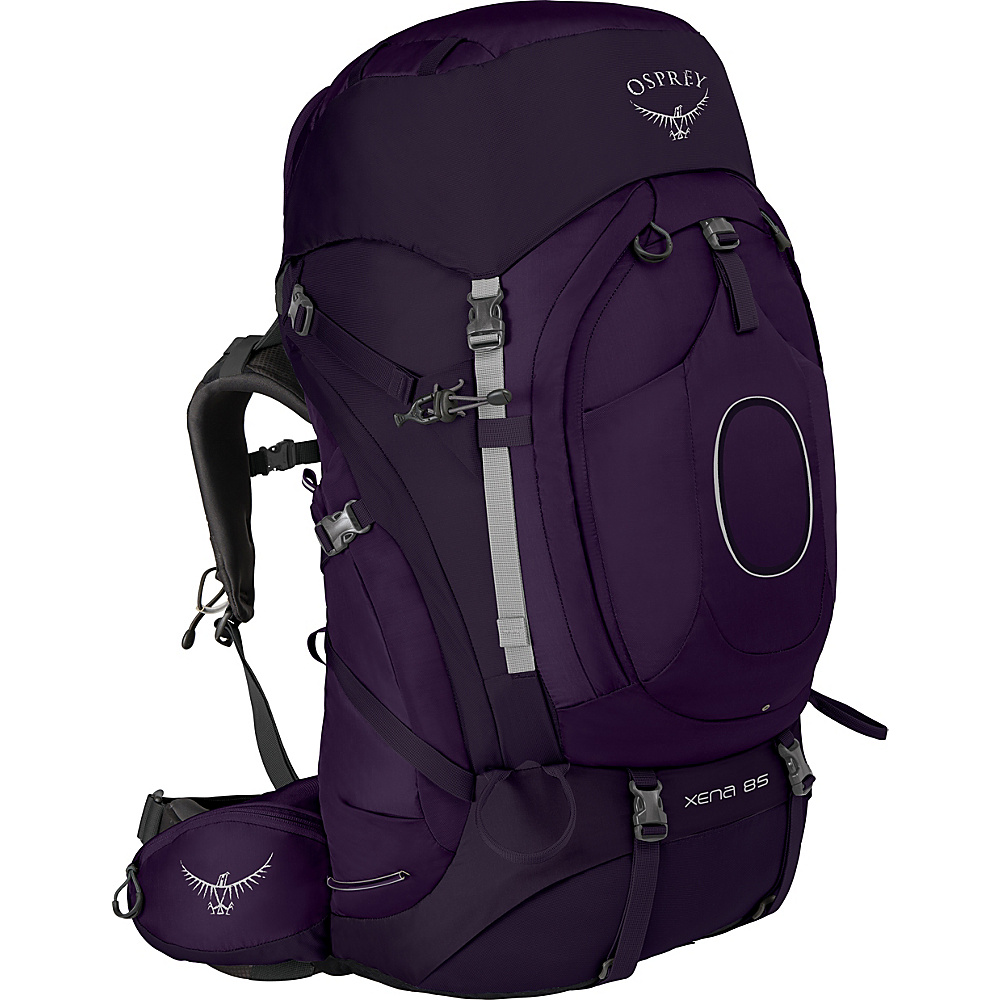 Osprey Xena 85 Backpack Crown Purple – MD - Osprey Backpacking Packs - Outdoor, Backpacking Packs