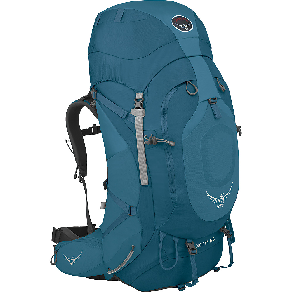 Osprey Xena 85 Backpack Winter Sky Blue - SM - Osprey Backpacking Packs - Outdoor, Backpacking Packs