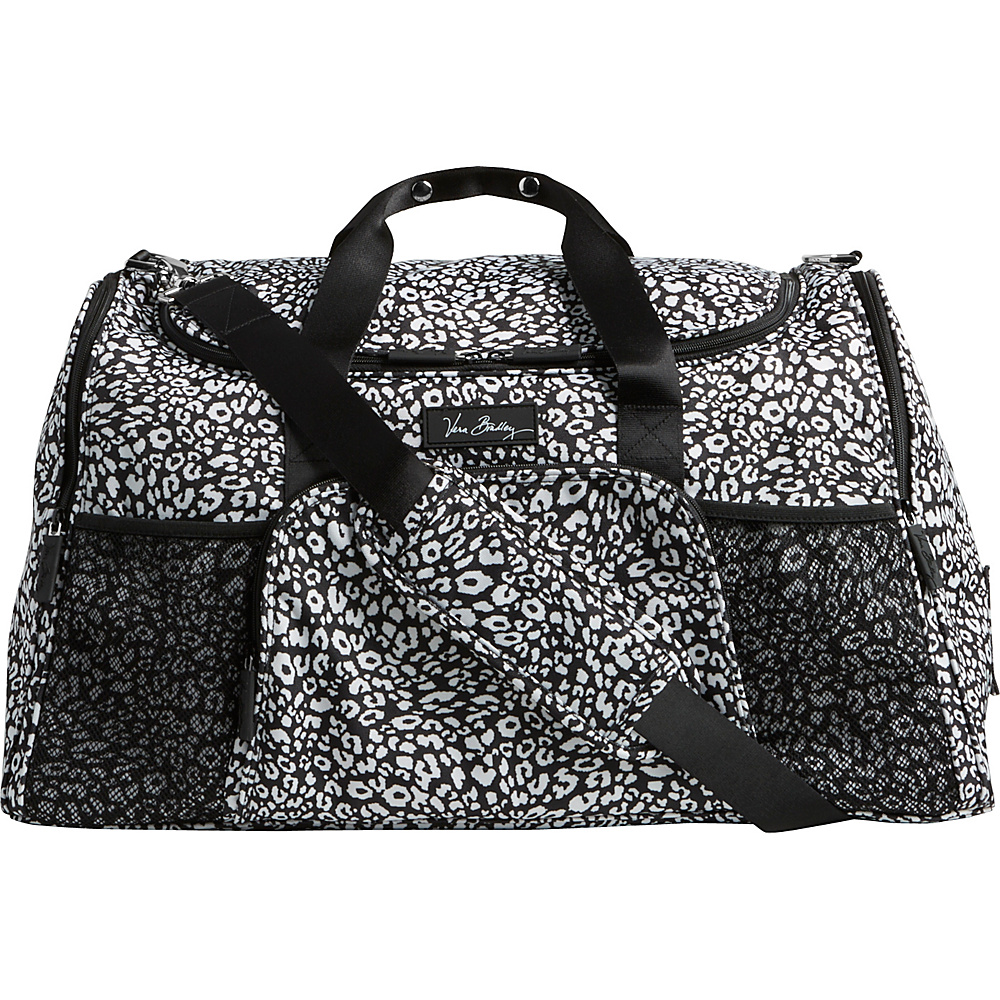 Vera Bradley Ultimate Sport Bag - Retired Prints Camocat - Vera Bradley Gym Bags