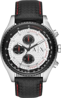A/X Armani Exchange Active Watch Black - A/X Armani Exchange Watches