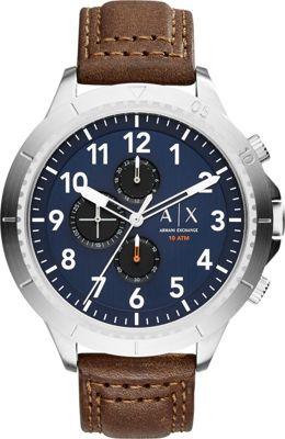 A/X Armani Exchange Active Watch Brown - A/X Armani Exchange Watches