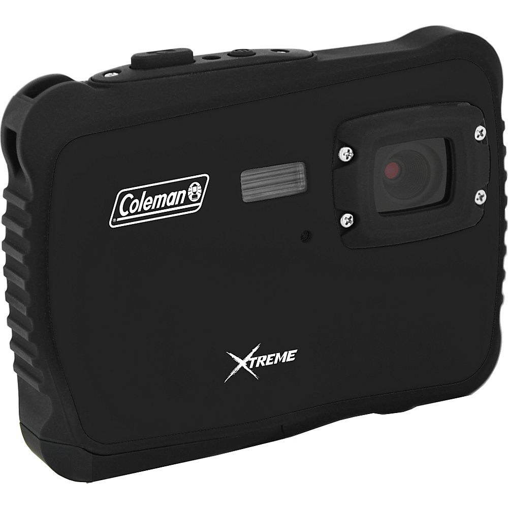 Coleman Xtreme 12.0 MP HD Underwater Digital Video Camera Waterproof to 10 ft Black Coleman Cameras