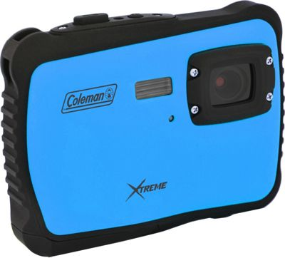 Coleman Xtreme 12.0 MP / HD Underwater Digital & Video Camera