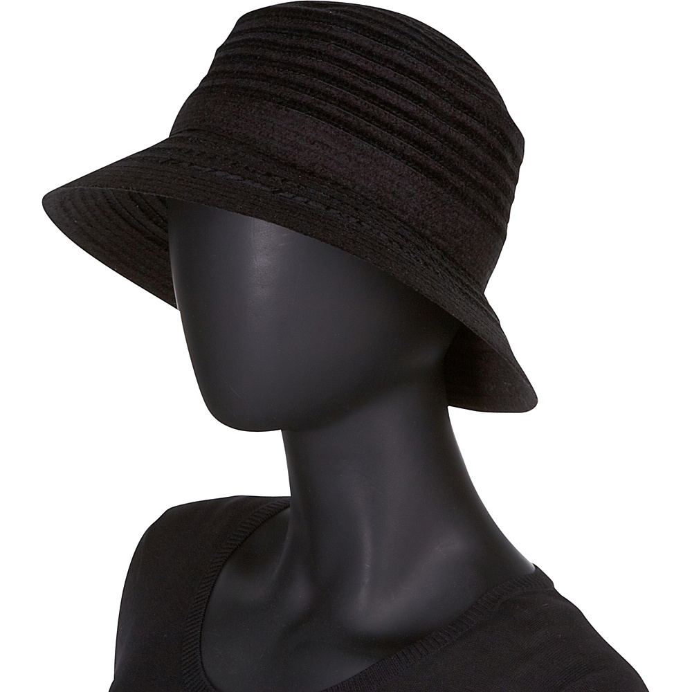 Betmar New York Landis Hat Black - Betmar New York Hats/Gloves/Scarves