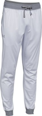 Under Armour Sportstyle Jogger L - Airforce Gray Heather/Greyhound Heather/Steel - Under Armour Men's Apparel