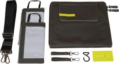 Walter + Ray Tray Table Organizer TAB ZipSleeve Elephant Grey/Dove Grey - Walter + Ray Electronic Cases